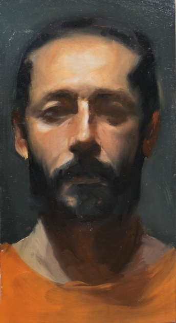 Portrait study 2018